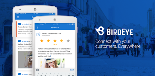 BirdEye Review Software by Rhino Digital Media