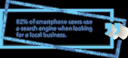 People Use Smartphones When Shopping Locally | Rhino Digital Media