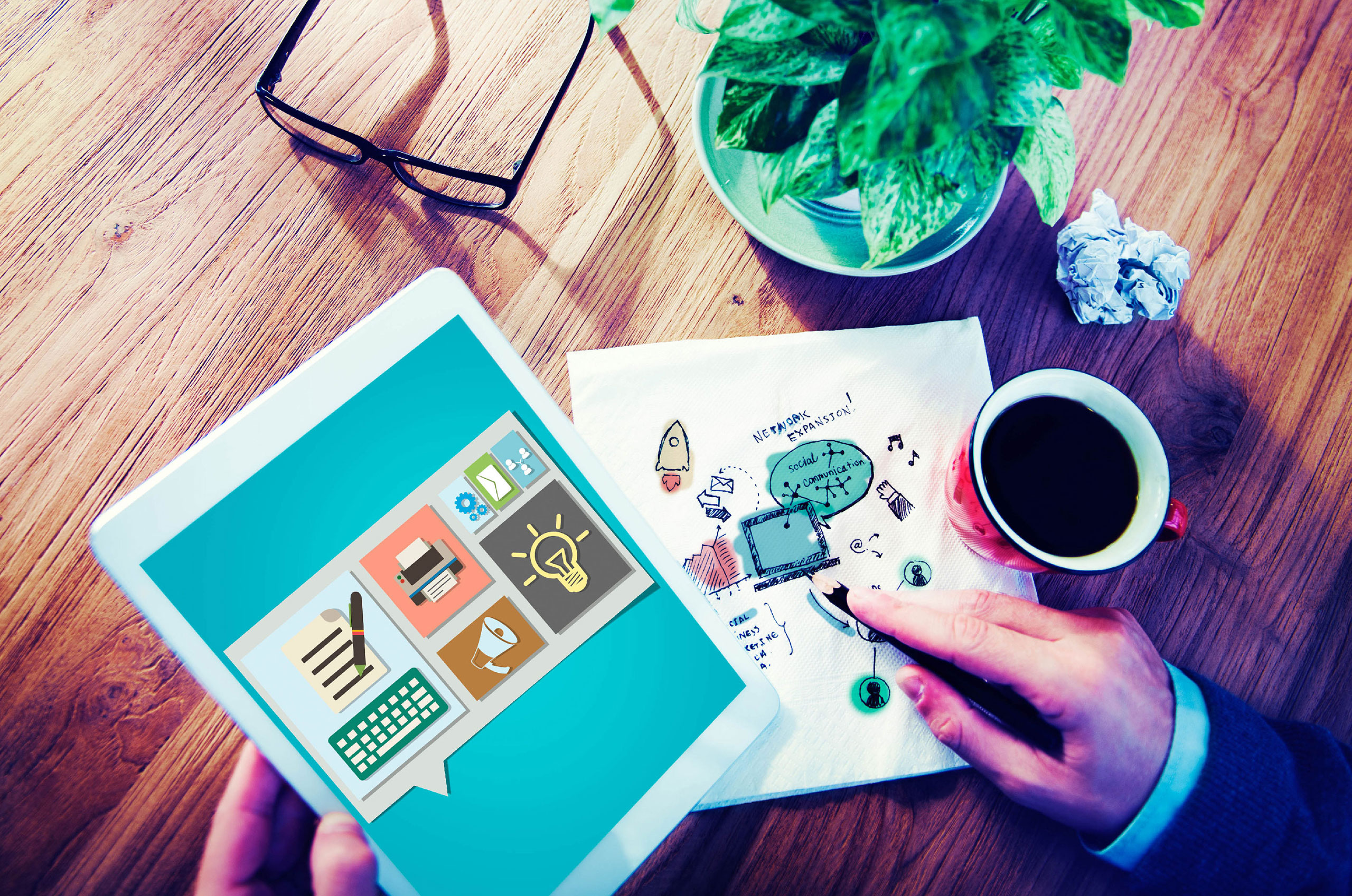Attracting new website visitors   Rhino Digital Media