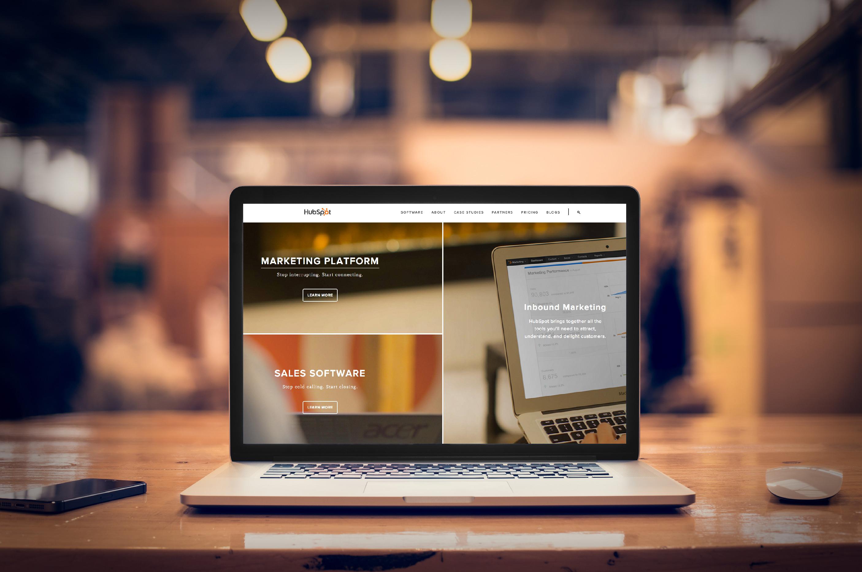 HubSpot COS Website Development   Rhino Digital Media